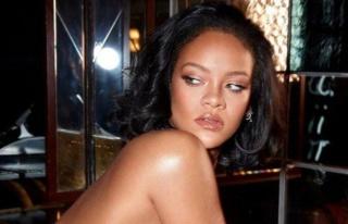 Rihanna, Demi Rose'u taklit etti