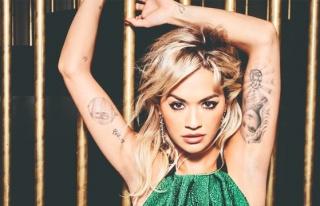 Rita Ora, Bodrum'dan paylaştı
