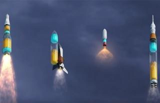 Roketler şeffaf olsaydı...