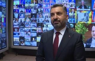 RTÜK Başkanı'ndan Sansür Eleştirilerine Yanıt:...