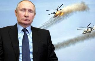 Rusya'dan dünyaya gözdağı Putin, saldırı robotlarını...