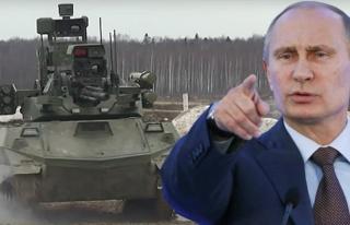 Rusya'dan yeni gözdağı! Putin'in yeni silahına...