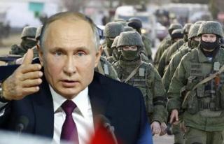 Rusya devlet başkanı Putin, yedek askerleri orduya...