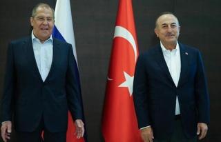 Rusya Dışişleri Bakanı Lavrov'dan Kanal İstanbul...