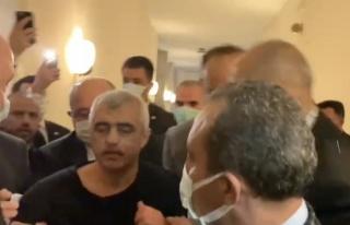 Sabah Saatlerinde Meclis'te Gözaltına Alınan Gergerlioğlu...