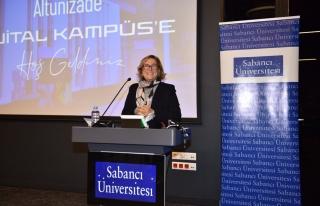Sabancı Üniversitesi Altunizade Dijital Kampüs'ünde...