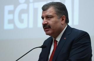 Sağlık Bakanı Koca: '14 günlük karantina süresi...