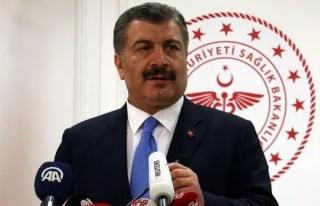 Sağlık Bakanı Koca: 'Hayatını Kaybeden Sayısı...