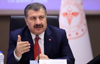 Sağlık Bakanı Koca: 'İstanbul'daki Vakalarda Son...