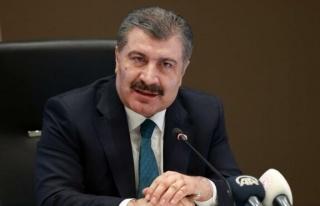 Sağlık Bakanı Koca 'Türkiye'nin her yerinde...