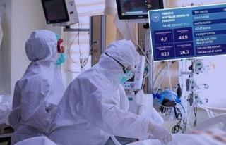 Sağlık Bakanlığı haftalık corona tablosunu açıkladı:...