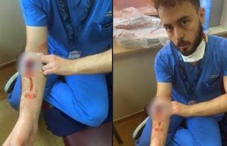 Sağlıkçılara Şiddet Boyut Atladı: Cerrahi Asistanının...