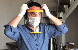 Sağlıkçıların corona virüsünden korunması...