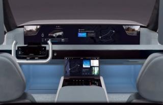 Samsung'dan muhteşem dijital kokpit