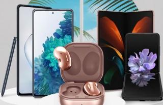 Samsung Galaxy'lerde çifte kampanya