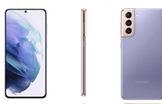 Samsung Galaxy S21+ 5G tanıtıldı