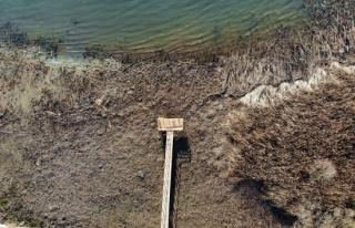 Sapanca Gölü can çekişiyor