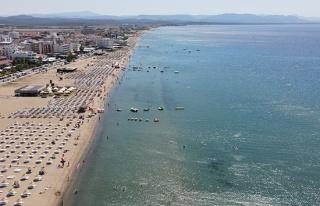 Sarımsaklı Plajları Türkiye'nin en temiz 10...