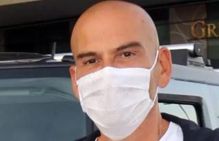 Şarkıcı Altay Corona virüsle savaşıyor