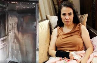 Şarkıcı Lara'nın dairesinde yangın çıktı!