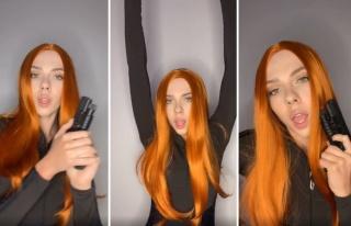 Scarlett Johansson'a Olan Benzerliği ile Ortalığı...