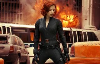 Scarlett Johansson'ın Başrolünde Yer Aldığı...