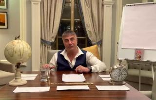 Sedat Peker: 'Bir Dahaki Videoda Baş Başa Konuşacağız...