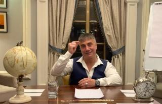 Sedat Peker: 'Çiftlik Bank'ın Kurucusu Mehmet Aydın...