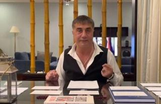 Sedat Peker: 'Süleyman Soylu Bana Bilgi Sızdırdı'