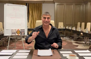Sedat Peker: 'Uzun Bir Yolculuk Yapacağım, Videolar...