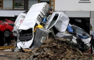 Sel felaketinde Almanya'dan sonra en çok kaybın...