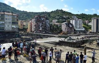 Sel Felaketinde Hayatını Kaybedenlerin Sayısı...