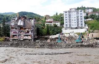 Sel Felaketinde Yıkılan Binanın Müteahhidi Hakkında...