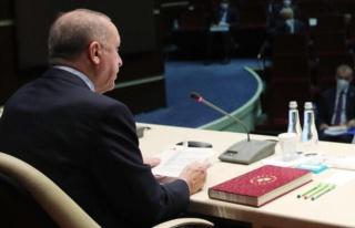 Selvi: 'Erdoğan Seçim Yasası Taslağında Önemli...