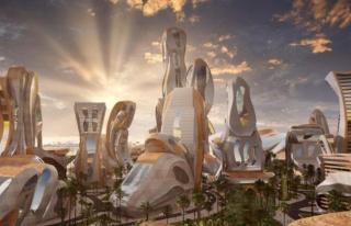 Senegal asıllı ünlü şarkıcı Akon, şehir kuruyor!...