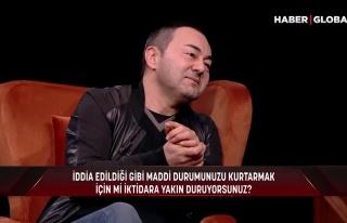 Serdar Ortaç: 'Ben Tayyip Ağabeyi de Emine Ablamı...