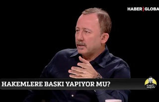 Sergen Yalçın, Haber Global'de Kırdı Geçirdi:...