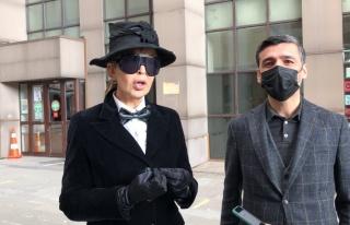 Seyhan Soylu'dan sanal sevgilisine suç duyurusu