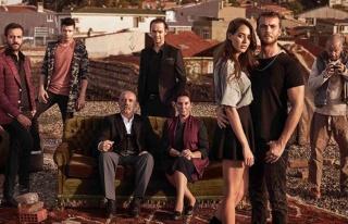 Show TV'nin fenomen dizisi Çukur'dan final bölümü...