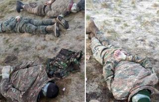 Sınırda sıcak saatler! Azerbaycan ordusu, mayın...