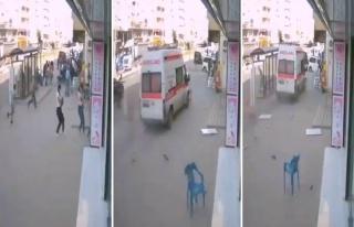 Şırnak'ta Bir Kişi Ambulans Kaçırdı