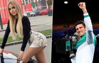 Sırp Model: Djokovic'i Baştan Çıkarmam İçin...