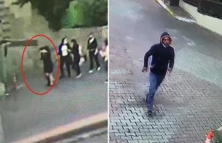 Şişli'de Kadına Taciz Ve Kapkaç Şüphelisini...