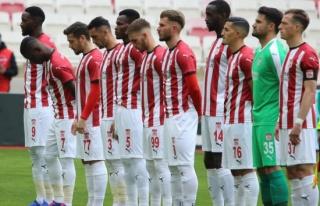 Sivasspor, evinde sadece 4 kez kazanabildi!