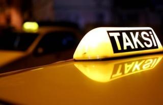 'Siz Almancısınız, 100 Euro Verin' Diyen Taksici...