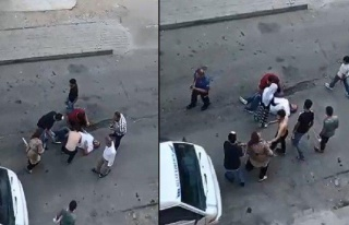 Sokak Ortasında 'Yasa Dışı Bahis' Çatışması
