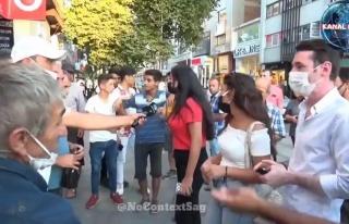 Sokak Röportajında Hükümeti Savunan Vatandaş:...