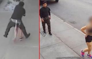 Sokaktaki taciz olayı ABD gündeminden düşmüyor!...