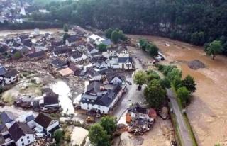 Son Dakika: Almanya'daki sel ve su baskınlarında...