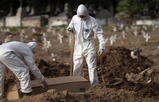Son Dakika: Brezilya'da koronavirüs salgını nedeniyle...